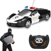רק 5$ עם הקופוןGMPT17 למכונית משטרה על שלט!! פשע לא להזמין במחיר כזה!!
