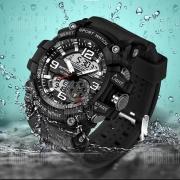 רק 11.99$ עם הקופון Sanda2305 לשעון חזק ועמיד למים!!