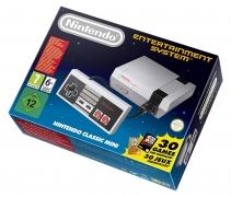 """רק 57 פאונד\270 ש""""ח מחיר סופי כולל הכל עד דלת הבית לקונסולת נינטנדו מקורית NES בהוצאה מחודשת הכוללת 30 משחקים סופר קלאסיים כמו מריו, זלדה, דונקי קונג, דאבל דרגון, מטרויד ועוד!!!"""