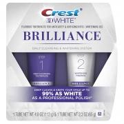 """רק 58 ש""""ח מחיר סופי כולל הכל עד דלת הבית לערכת הלבנת שיניים מומלצת של CREST!! לא לשכוח ללחוץ על ואוצר ההנחה של 25%!!"""