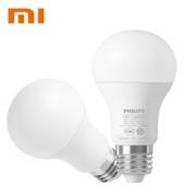 רק 8.99$!! למנורה החכמה של שיאומי ופיליפס. המנורה מאפשרת הדלקה, כיבוי, תזמון ושליטה מאפליקציה על עוצמת וגוון האור.
