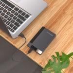 """רק 39.99$\130 ש""""ח עם הקופון BGN0741R לכונן קשיח חיצוני בנפח 1TB מבית בליצוולף BlitzWolf BW-PHDD1 USB3.0!!"""
