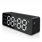 רק 12.99$ עם הקופון BGISXIN775 לשעון מעורר מעוצב משולב רמקול בלוטוס!!
