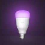 רק 17.99$ עם הקופון BGYEELG79 למנורה הצבעונית החכמה של שיאומי בדגם החדש והמשודרג New Yeelight 1S YLDP13YL!!