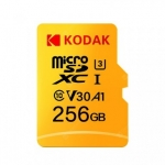 רק 34.99$ עם הקופון GB-CN31KOT לכרטיס הזכרון המעולה Kodak High Speed U3 TF / Micro SD 256GB!! באמזון הוא נמכר ב 61$ לפני המשלוח!!