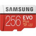 """רק 35.99$\125 ש""""ח לכרטיס הזכרון המעולה מבית סמסונג Samsung EVO Plus 256GB!! בארץ המחיר שלו 300 ש""""ח!!"""
