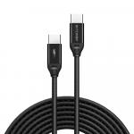 רק 8.99$ לכבל האיכותי המהיר מבית בליצוולף BlitzWolf BW-HDC3 USB3.1 Gen2 Type-C Cable 1M 10Gbps USB-C PD!!