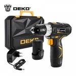 רק 28$ למברגה המומלצת של DEKO + מטען + סוללה כולל משלוח מהיר!!
