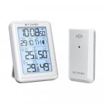 רק 13.99$ עם הקופון BGf3aabf לתחנת מזג האוויר החכמה הכוללת שעון מעורר החדשה לבית ולחוץ מבית בליצוולף BlitzWolf BW-TM01!!