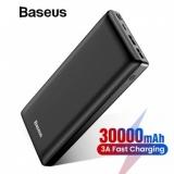 רק 27$ עם הקופון BASEUSFANS לסוללה הניידת הענקית מבית באסאוס Baseus 30000mAh!!