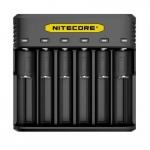 רק 24.46$ עם הקופוןCMBB למטען הסוללות המהיר הנהדרNitecore Q6!! באמזון הוא עולה יותר מכפול!!