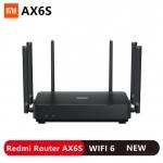 רק 62$ לראוטר / MESH המשתלם והמומלץ בעולם – תקן WIFI 6 – שיאומי בדגם החדש Xiaomi Redmi Router AX6S!!