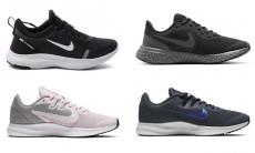 """דיל מקומי: נעלי ריצה לנשים ולנוער NIKE בדגמי Revolution, Downshifter 9 ו-Flex Experience לבחירה ב-169.90 ש""""ח!!"""
