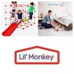 """דיל מקומי: רק 899 ש""""ח לקוביית טיפוס וגלישה Lil Monkey!!"""