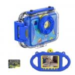 רק 26.99$ עם הקופון BG007868 למצלמה דיגיטלית עמידה במים הייעודית לילדים מבית בליצוולף BlitzWolf BW-KC2 + כרטיס זכרון במתנה!!