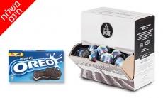 """דיל מקומי: רק 99 ש""""ח למארז 100 קפסולות קפה JOE כולל מארז עוגיות אוראו – משלוח חינם!!"""