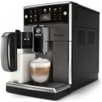 """רק 561 יורו\2200 ש""""ח מחיר סופי כולל הכל עד דלת הבית למכונת הקפה הטוחנת פולים כולל מקציף חלב הנהדרת Saeco PicoBaristo Deluxe!! בארץ המחיר שלה מתחיל ב 3915 ש""""ח!!"""