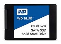 """רק 229$\730 ש""""ח מחיר סופי כולל הכל עד דלת הבית לכונן הפנימי המעולה WD Blue 3D NAND 2TB PC SSD!! בארץ המחיר שלו 1000 ש""""ח!!"""