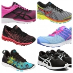 """דיל מקומי: לחטוף!! מגוון נעלי ספורט לנשים מבית Asics במבצע משוגע! רק 99 ש""""ח!!"""