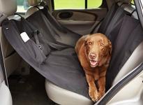 """רק 31$\108 ש""""ח מחיר סופי כולל הכל עד דלת הבית לכיסוי איכותי לרכב עבור כלבים!! ביקורות מעולות ובחירה ל AMAZON CHOICE!! מוצר חובה לכל בעל כלב!!"""