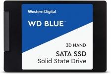 """רק 452$\1470 ש""""ח מחיר סופי כולל הכל עד דלת הבית לכונן Western Digital 4TB WD Blue 3D SSD!! בארץ המחיר שלו 2082 ש""""ח!!"""