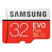 """רק 6.59$\24 ש""""ח לכרטיס הזכרון המהיר המעולהSamsung EVO Plus 32GB!! בארץ המחיר שלו 104 ש""""ח!! עופו על זה!!"""