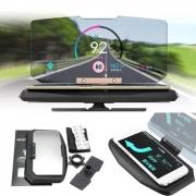 רק 13.89$ ל מכשיר המשקף את הסמרטפון שלכם על שמשת המכונית ומאפשר ניווט נוח ועוד!!