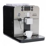 """רק 1640 ש""""ח מחיר סופי כולל הכל עד דלת הבית למכונת הקפה האוטומטית המעולה Gaggia Brera!! בארץ המחיר שלה 3190 ש""""ח!!"""