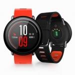"""רק 52.99$\190 ש""""ח עם הקופון ANSE7 לשעון החכם המעולה של שיאומי Xiaomi Huami Watch AMAZFIT Pace!! בארץ המחיר שלו 600 ש""""ח!!"""