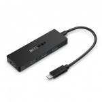 רק 7.99$ למפצל USB TYPE C ל 4 חיבורים מהירים USB 3.0 מבית BlitzWolf!!