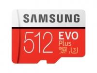 """רק 114$\405 ש""""ח מחיר סופי כולל הכל עד דלת הבית לכרטיס הזכרון המעולה Samsung EVO Plus 512GB לעומת 990 ש""""ח בארץ!!"""