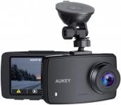 """רק 37$\125 ש""""ח (משלוח חינם בהגעה לסכום כולל של 49$ ומעלה) עם הקופון HFU5XT6H למצלמת הרכב הנהדרת AUKEY DRA1!!"""