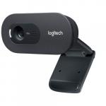 """רק 37$\124 ש""""ח למצלמת הרשת הנהדרת מבית לוג'יטק Logitech C270i!! בארץ המחיר שלה כ 300 ש""""ח!!"""