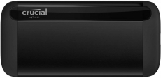 """רק 226$\725 ש""""ח מחיר סופי כולל הכל עד דלת הבית לכונן SSD חיצוני נייד Crucial X8 בנפח 2TB!! בארץ דגם ה 1TB מתחיל ב 1022 ש""""ח!!"""