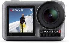"""רק 323$\1120 ש""""ח מחיר סופי כולל הכל עד דלת הבית למצלמת האקשן המדהימה DJI Osmo Action!! בארץ המחיר שלה מתחיל ב 1300 ש""""ח!!"""