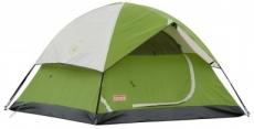 """רק 102$\330 ש""""ח מחיר סופי כולל הכל עד דלת הבית לאוהל ל 3 אנשים הנהדר מבית קולמן Coleman Sundome Tent!!"""