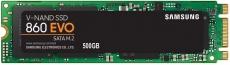 """רק 78$\260 ש""""ח מחיר סופי כולל הכל עד דלת הבית לכונן SSD פנימי Samsung 860 EVO – M.2 בנפח 500GB!! בארץ המחיר שלו מתחיל ב 390 ש""""ח!!"""