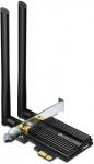 """רק 51.3$\170 ש""""ח מחיר סופי כולל הכל עד דלת הבית לכרטיס רשת המהיר TP-Link WiFi 6 AX3000!! בארץ הדגם המקביל עולה כפול!!"""