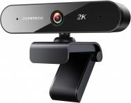 """רק 95 ש""""ח מחיר סופי כולל הכל עד דלת הבית למצלמת הרשת המעולה DEPSTECH QHD ברזולוציית 2K!! זוג רק 170 ש""""ח!!"""