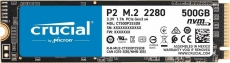 """רק 44.99$\143 ש""""ח (משלוח חינם בהגעה לסכום כולל של 65$ ומעלה) לכונן קשיח Crucial P2 500GB 3D NAND NVMe PCIe M.2 SSD!! בארץ המחיר שלו 295 ש""""ח!!"""