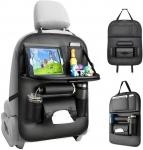 רק 25.99$ עם הקופון BGJUY121 לארגונית כיסא רכב – כולל שולחן מתקפל, מקום לטאבלט ועוד!!