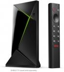 """רק 268$\930 ש""""ח מחיר סופי כולל הכל עד דלת הבית לסטימר החזק בעולם המשמש גם כקונסולת גיימינג – NVIDIA Shield TV Pro!!"""