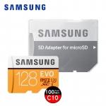 רק 10.99$ לכרטיס זכרון סמסונג SAMSUNG EVO Memory Card 64GB!! רק 19.99$ ל 128GB!!