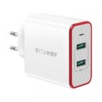 רק 12.99$ עם הקופון BGBVPL3 למטען המהיר הנהדר מבית בליצוולף BlitzWolf BW-PL3 התומך בכל טכנולוגיות הטעינה המהירה!!