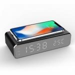 רק 9.99$ עם הקופון BGYUHYDJ לשעון מעורר + מטען אלחוטי לטלפון!!