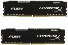 """רק 270 ש""""ח מחיר סופי כולל הכל עד דלת הבית לקיט זכרון למחשב הנהדר מבית קינגסטון Kingston Technology HyperX Fury Black 16GB!! בארץ המחיר שלו 390 ש""""ח!!"""