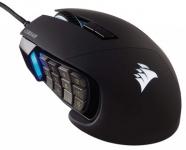 """רק 55$\200 ש""""ח מחיר סופי כולל הכל עד דלת הבית לעכבר הגיימינג המדהים CORSAIR Scimitar Pro RGB!! בארץ המחיר שלו מתחיל ב 391 ש""""ח!!"""