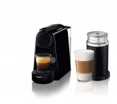"""רק 124.6 פאונד\560 ש""""ח מחיר סופי כולל הכל עד דלת הבית למכונת קפה Nespresso Essenza Mini כולל המקציף חלב!! בארץ המחיר שלה כ 800 ש""""ח!!"""