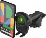 """רק 47$\150 ש""""ח מחיר סופי כולל הכל עד דלת הבית למחזיק הטלפון + מטען אלחוטי מהיר הטוב ביותר בעולם – iOttie Wireless Car Charger Easy One Touch Wireless 2 -דור 2!!"""