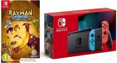 """רק 311 פאונד\1380 ש""""ח מחיר סופי כולל הכל עד דלת הבית לקונסולת משחק Nintendo Switch כולל משחק לבחירה!!"""